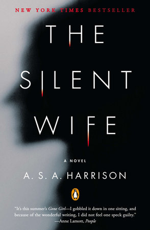 THE SILENT WIFE by A.S.A. Harrison is a Landmark Psychological Thriller Title on Book Country.