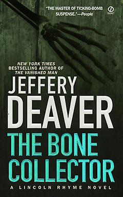 Suspense Thriller - The Bone Collector