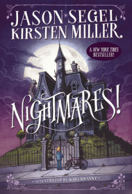 NIGHTMARES! by Jason Segel is a Landmark Middle Grade Title on Book Country.