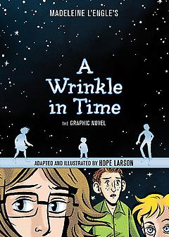 Middle Grade Book – A Wrinkle in Time