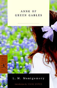 Middle Grade Book – Anne of Green Gables