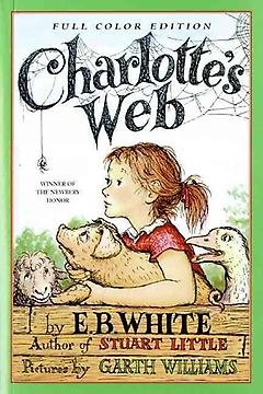 Middle Grade Book – Charlotte's Web