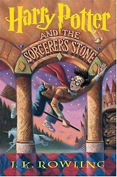 Middle Grade Book – Harry Potter and the Sorcerer's Stone