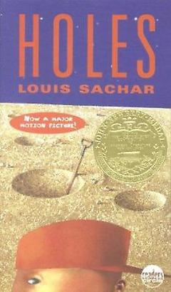Middle Grade Book – Holes