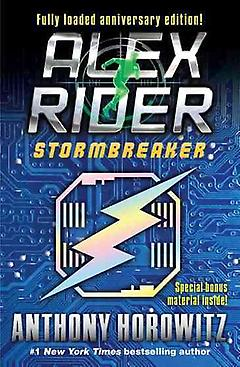 Middle Grade Book – Stormbreaker
