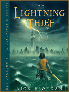 Middle Grade Book – The Lightning Thief