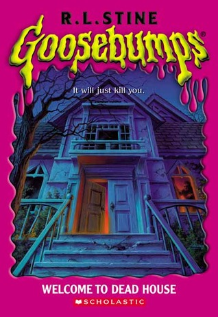 Middle Grade Book – Welcome to Dead House