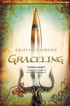 Young Adult Fantasy Book – Graceling
