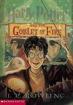 Young Adult Fantasy Book – Harry Potter and the Goblet of Fire