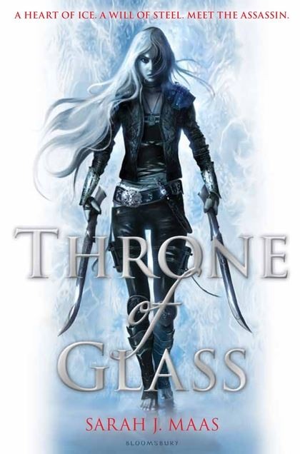 THRONE OF GLASS by Sarah J. Maas is a Landmark Young Adult Fantasy Title on Book Country.