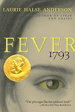 Young Adult Historical Book – Fever 1793