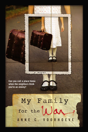 MY FAMILY FOR THE WAR by Anna C. Voorhoeve is a Landmark Young Adult Title on Book Country.