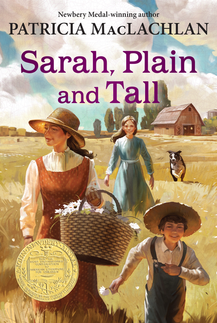 SARAH, PLAIN AND TAL by Patricia MacLachlan is a Landmark Young Adult Title on Book Country.