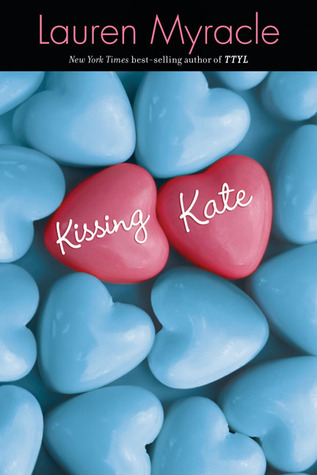 Young Adult LGBTQ  Book - Kissing Kate