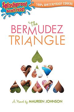 Young Adult LGBTQ Book - The Bermudez Triangle