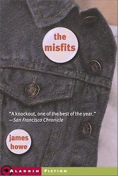 Young Adult LGBTQ Book - The Misfits