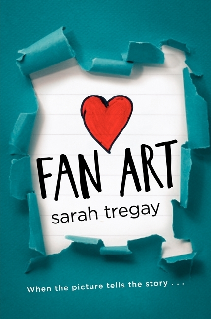 FAN ART by Sarah Tregay is a Landmark Young Adult Title on Book Country.