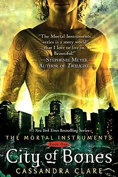 Young Adult Paranormal Book – City of Bones