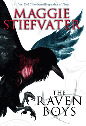 Young Adult Paranormal Book – The Raven Boys