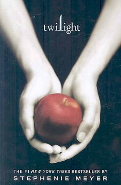Young Adult Paranormal Book - Twilight