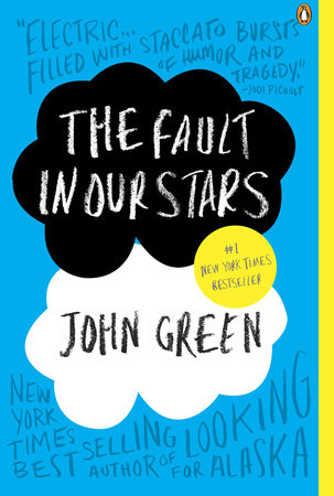 THE FAULT IN OUR STARS by John Green is a Landmark Young Adult Title on Book Country.