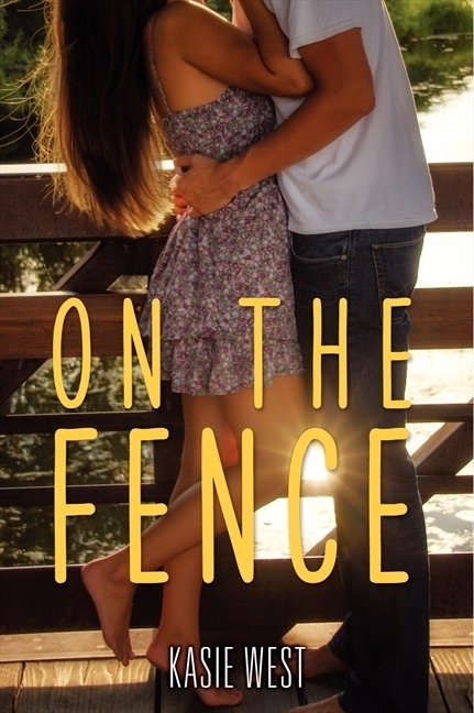 ON THE FENCE by Kasie West is a Landmark Young Adult Title on Book Country.