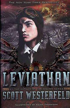 Young Adult Steampunk Book – Leviathan