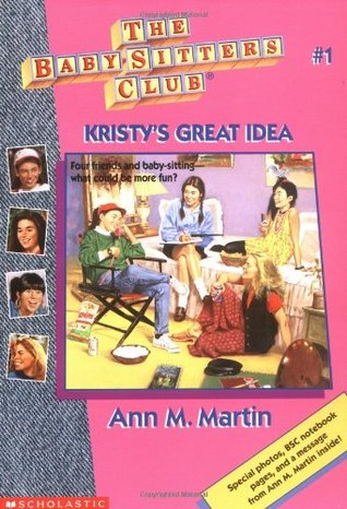 KRISTY'S GREAT IDEA by Ann M. Martin is Landmark Young Adult Title on Book Country.
