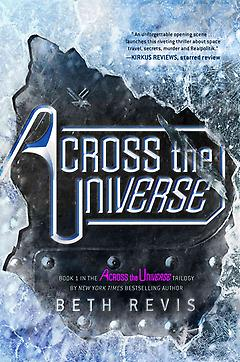 Young Adult Science Fiction/Dystopian Book – Across the Universe