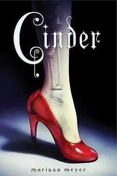 Young Adult Science Fiction/Dystopian Book – Cinder