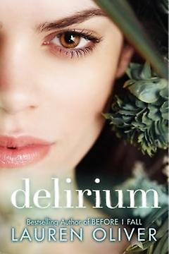 Young Adult Science Fiction/Dystopian Book – Delirium