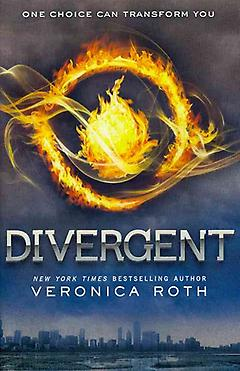 Young Adult Science Fiction/Dystopian Book – Divergent