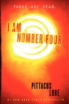 Young Adult Science Fiction/Dystopian Book – I Am Number Four
