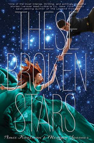 THESE BROKEN STARS by Amie Kaufman is a Landmark Young Adult Title on Book Country.
